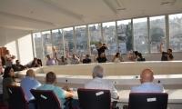 الناصرة:فشل تمرير الميزانية في جلسة صاخبة في مبنى البلدية الجديدالناصرة:فشل تمرير الميزانية في جلسة صاخبة في مبنى البلدية الجديد
