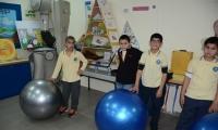فعالية ترفيهية لطلاب مدرسة القدس