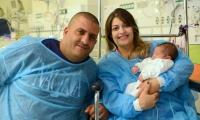 انقاذ حياة ام عربية وجنينها من حيفا بعد ان سقطت واصيبت بكسر في الحوض وهي في الاسبوع ال37 للحمل