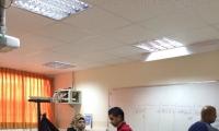 انتخابات مجلس طلاب المدرسة متعددة المجالات كسيفة ابو ربيعة
