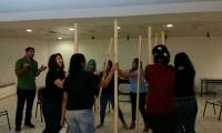 افتتاح المجموعة الرابعة لمشروع التحديات والتنمية للفتيات في الطيرة
