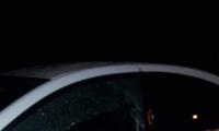 اطلاق نار على سيارة في ام الفحم دون وقوع اصابات