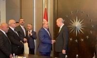 أردوغان لوفد الحركة الإسلاميّة والعربيّة للتغيير:لن نتهاون في الدفاع عن الشعب الفلسطيني وعن القدس والأقصى