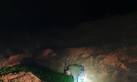 ضبط مختبر محمية طبيعية لزراعة المخذرات في الجنوب