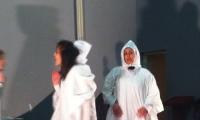 مسرحية القوارير في المركز الجماهيري  كفر برا