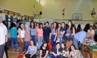 معرض واسع للأعمال ألأكاديمية لطلاب وطالبات الكلية ألأكاديمية العربية للتربية في حيفا