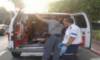 حادث طرق مروع بام الفحم ومصرع 2 قاصرين