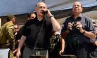 إسرائيل تستمر ببناء ساعة رملية على حدود مصر