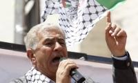 عباس زكي: لن نقدم السلطة لإسرائيل على طبق من ذهب