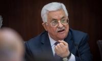 عباس : ممتنون للشعب الأمريكي ومتمسكون بالسلام