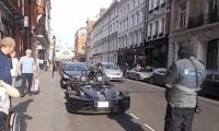 حالة فوضى في لندن بسبب سيارات الأثرياء الخليجيين 