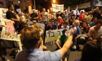 احتجاجات في اسرائيل ضد رفع ضريبة القيمة المضافة