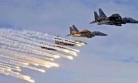 مصادر فلسطينية: الطيران الاسرائيلي يقصف عدة مواقع شمال قطاع غزة