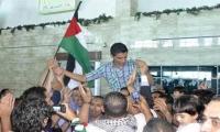 الصور- محمد عساف يصل معبر رفح وسط استعداد جماهيري بغزة