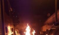 جت المثلث: تشكيل لجنة حراسة بعد إطلاق رصاص وحرق سيارتين خلال الليلة الماضية