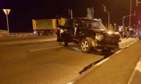 مصرع شاب واصابة اخرين بحادث طرق بالقرب من باقة الغربية
