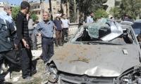 نجاة رئيس الوزراء السوري من تفجير استهدف موكبه في دمشق