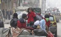 نصف اللاجئين الفلسطينيين في سوريا أصبحوا