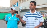 سليمان الزبارقة مدرب اخاء الناصرة :