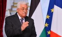 عباس يدعو فرنسا لدعم تحقيق السلام في المنطقة