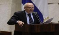 النائب وائل يونس يقدم استقالته ورئيس الكنيست يرفضها كونها مكتوبة باللغة العربية