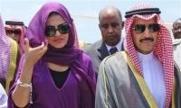 الوليد بن طلال ينفصل عن زوجته الرابعة أميرة الطويل