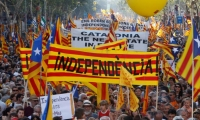 قوميو كتالونيا يطلقون