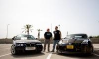 ام الفحم : سباق السيارات الذي يجريه شبان مجاكره بليهود
