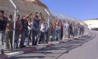 عزل الاف المواطنين في برطعة بسبب الاعياد اليهودية