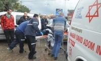 باقة الغربية:5 مصابين جراء حادث طرق