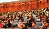 مئات المشاركين في اليوم الدراسي حول التبرع بالاعضاء البشرية  في المركز الطبي رمبام