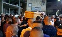 ام الفحم: جماهير غفيرة تشيع جثمان محمد فهمي شيخ زيد محاجنة (44 عاما)