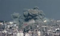 هدوء حذر في غزة بعد ليلة قصف متبادل