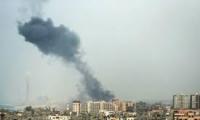 تصاعد القصف على قطاع غزة