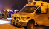 اصابة شابين من زيمر بحادث طرق