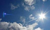 حالة الطقس: أجواء غائمة جزئيا وارتفاع طفيف على درجات الحرارة