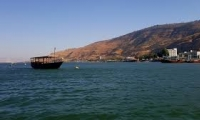 ارتفاع منسوب مياه بحيرة طبريا ب 3.5 سنتمترات
