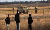 الاحتلال: طفلان 8 اعوام تسللا من غزة