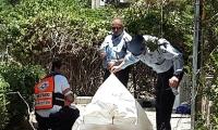 قلق وتوتر بجلجولية بعد ان اصيب احد سكانها باطلاق النار في بيتاح تكفا
