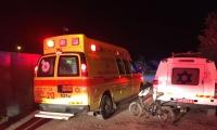 اصابة بالغة لرجل تعرض لاطلاق نار في كفرقاسم