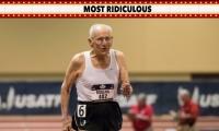 شاهدوا : كيف فاز مسن في الـ 99 بسباق جري ؟