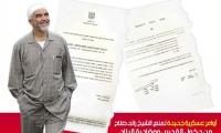 أوامر عسكرية جديدة تمنع الشيخ رائد صلاح من دخول القدس ومغادرة البلاد