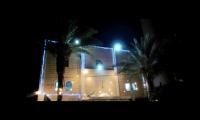 اطلاق نار على مسجد عمر بن الخطاب في كفركنا