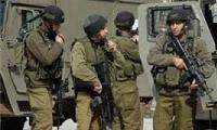 الجيش الإسرائيلي يطلق النار على سوريين بذريعة سرقة الألغام!
