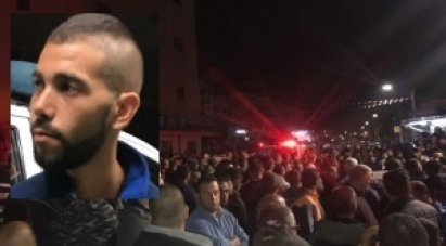 مقتل الشاب عبد الله علاء سلامه 23 عاما باطلاق نار في قلنسوة عن طريق الخطأ