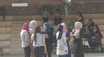 بحضور الاف من طلاب : افتتاح العام الأكاديمي الجديد في الكلية ألأكاديمية العربية للتربية حيفا