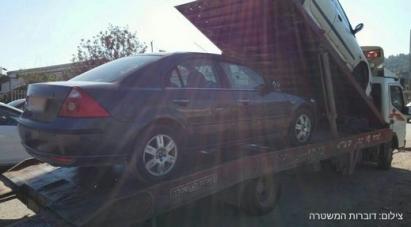 كفرقرع: توقيف رجل قاد سيارته لمدة 28 عامًا دون رخصة