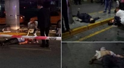 عشرات القتلى والجرحى بتفجيري مطار أتاتورك في اسطنبول