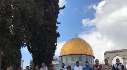 جمعة الغضب| مواجهات ومظاهرات بالضفة وغزة والقدس